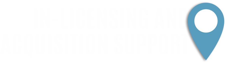 In-Licensing and Acquisition Support